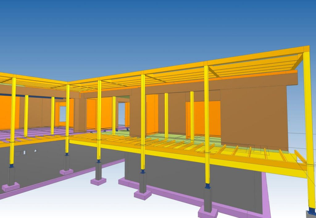 timber structures design