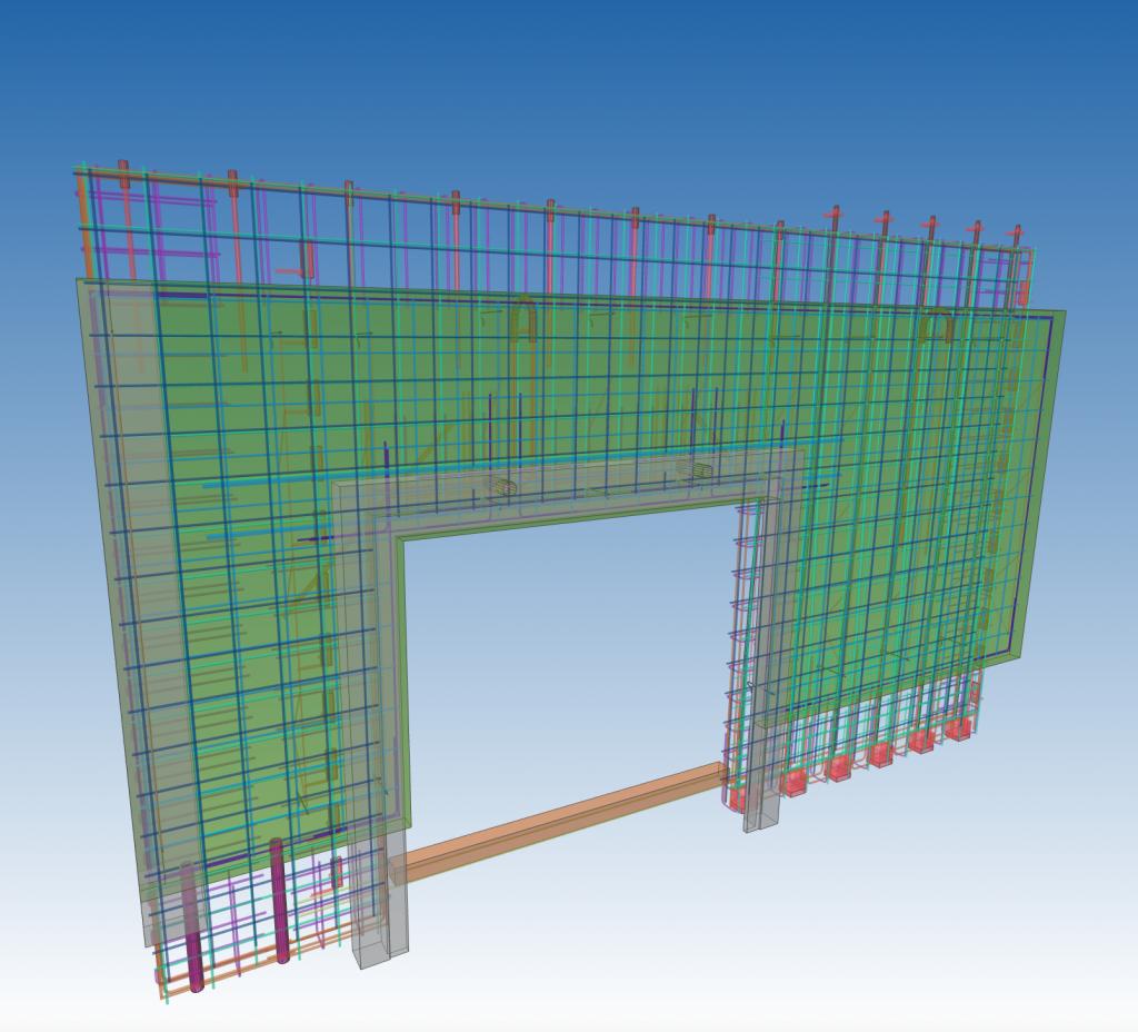 precast concrete wall systems dublin