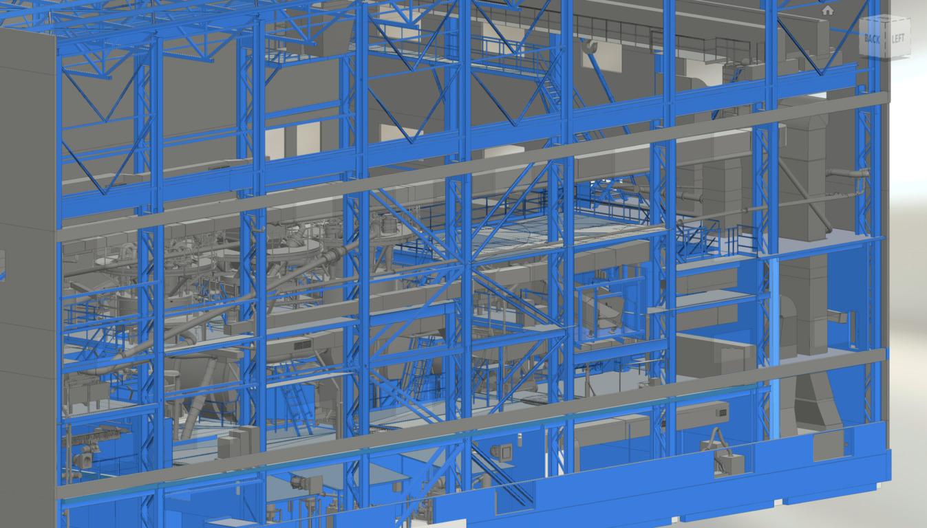 3d modeling data center Ireland